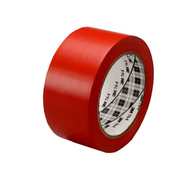Marking tape 3M 764i, economy, 50mmx33m, red