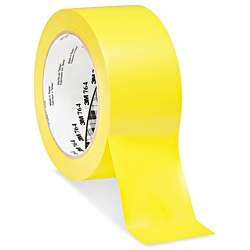 Marking tape 3M 764i, economy, 50mmx33m, yellow