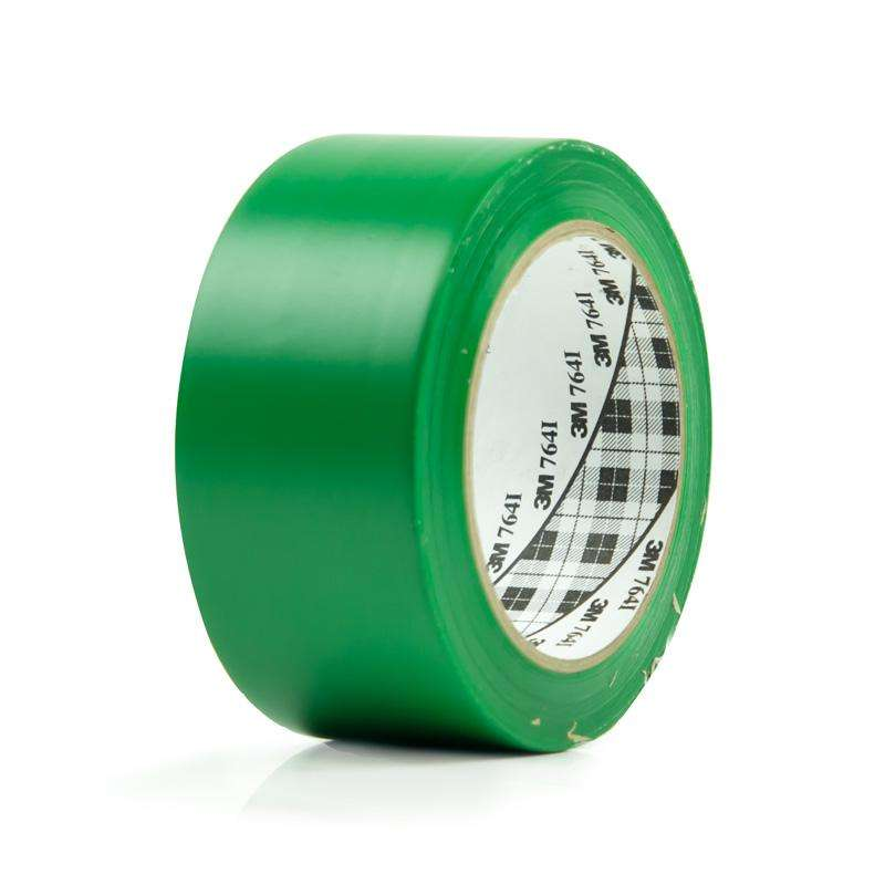 Marking tape 3M 764i, economy, 50mmx33m, green