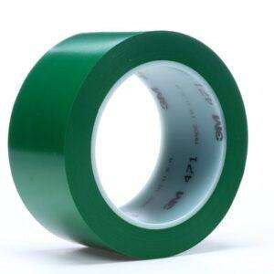 Marking tape 3M 471, premium, 50mmx33m, yellow