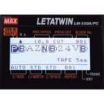 Display cable printer installer MAX Letatwin LM 550A PC