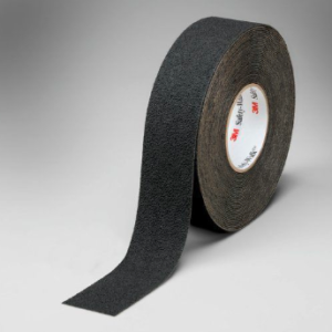 Slip-Resistant tape 3M Safety-Walk, Medium Resilient 310, juoda, 25mm