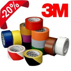 20% discount on 3M floor marking tapes