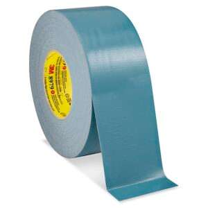 Duct tape 3M 8979 Performance Plus, base fabric with PE coating 310mkm, 48mmx55m, blue