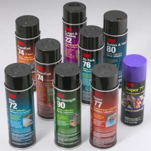 Special price offer for 3M aerosol adhesives!